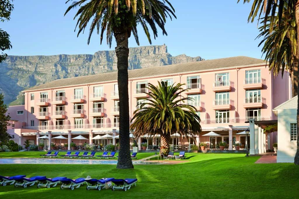 The Mount Nelson Hotel - Belmond - Cape Classics Africa